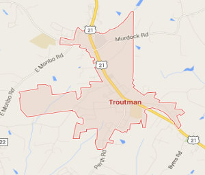 troutman-north-carolina-home-search-map