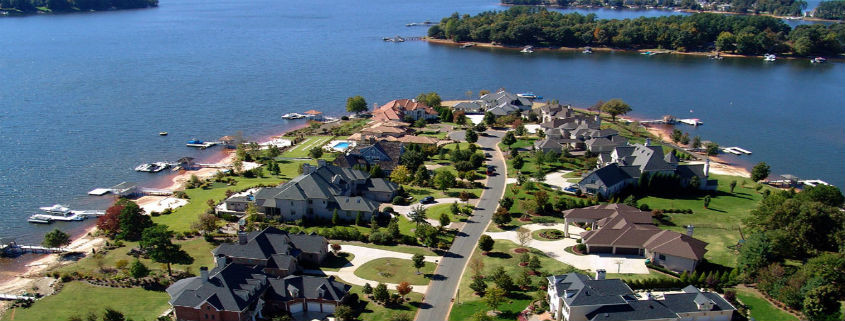 Lake-Norman-Waterfront-Homes-NC-Troutman-North-Carolina